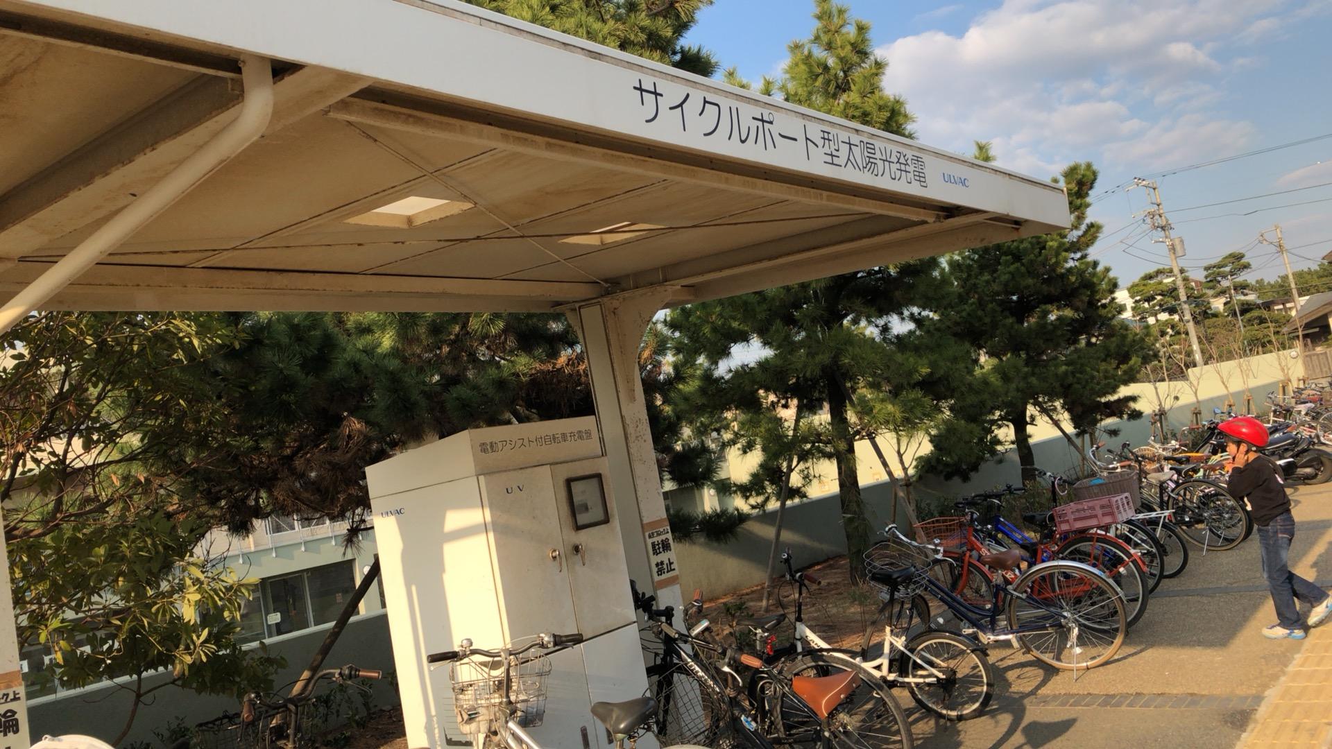 2019.茅ヶ崎うみかぜテラス.駐輪場