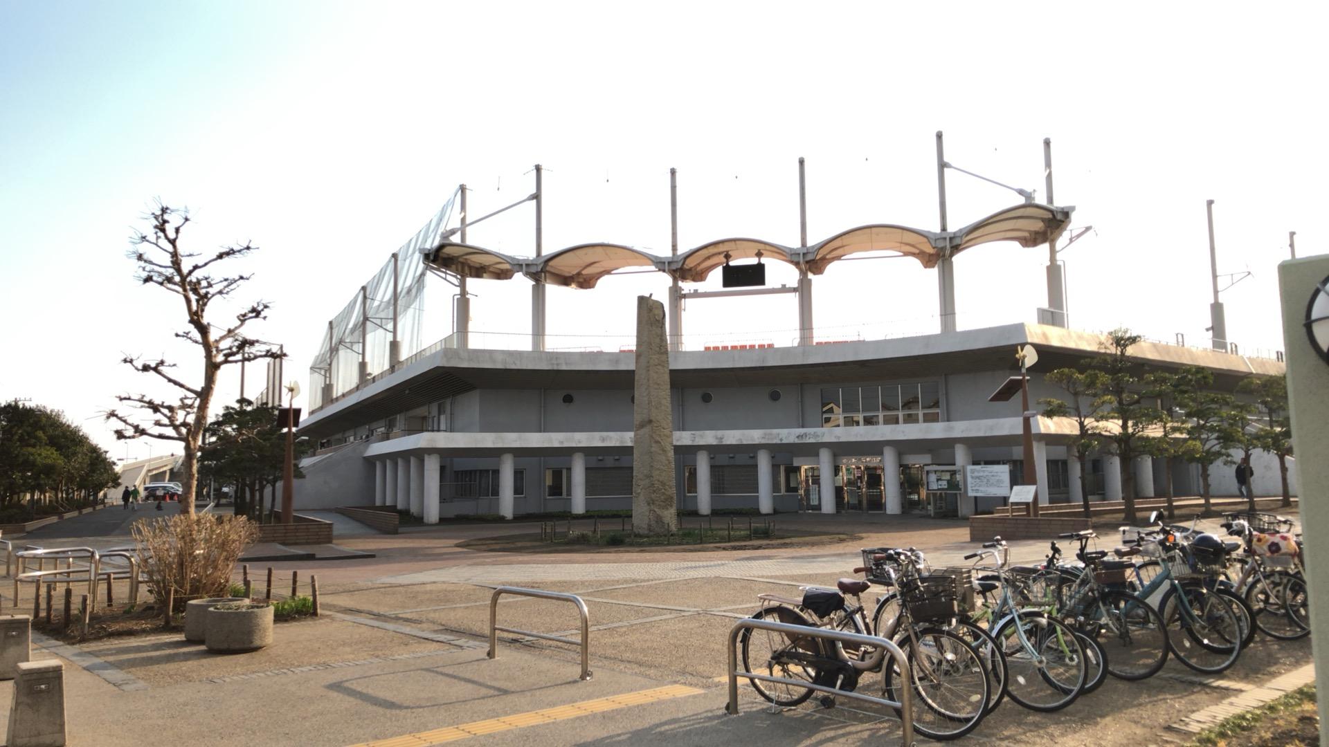2019茅ヶ崎野球場