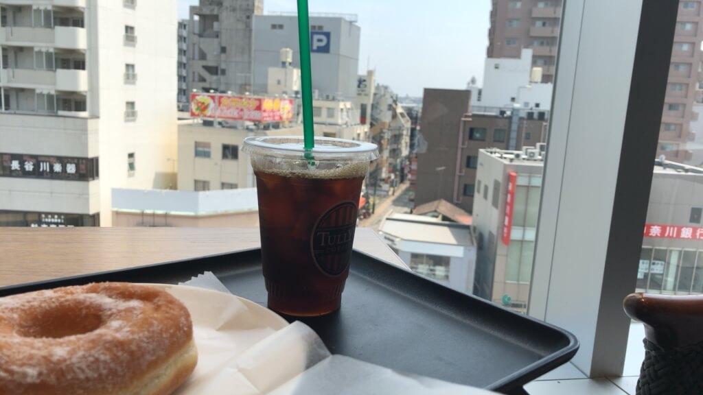 2019.タリーズコーヒー・茅ヶ崎